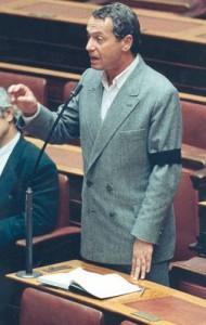 Στη Βουλή